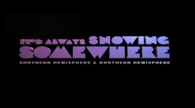 [2008] It's Always Snowing Somewhere - BURTON, Snowboard DVD Teaser