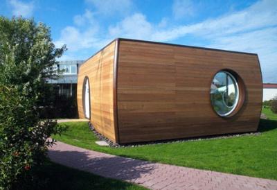 그랜드 캐년 :: [패션/디자인/아트] 독특한 디자인의 집