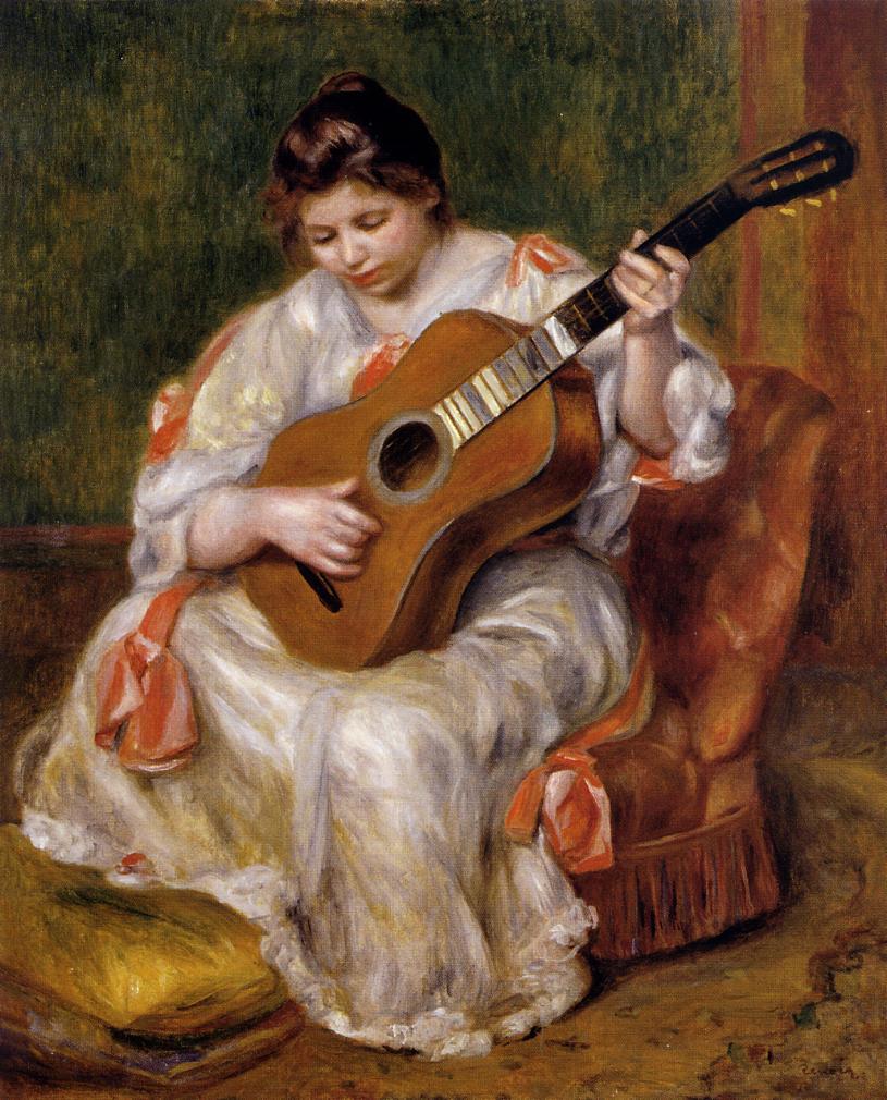 인상주의 미술, 르누아르 (Pierre-Auguste Renoir)