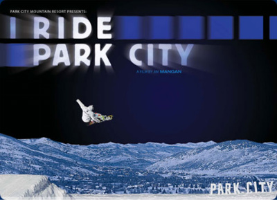 [2008] I Ride Park City - Park City Mountain Resort, Snowboard DVD Teaser