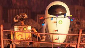 WALL E 월 리 를 봤슴니다