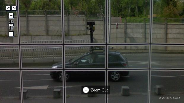 구글 스트릿뷰(Street View)의 재미있는 사진
