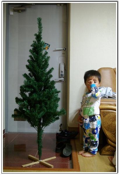 크리스마스 트리 만들기