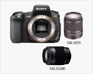 소니 DSLR 디지털카메라 DSLR-A350X
