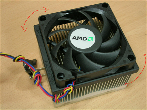 AMD AM2 cpu용