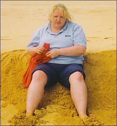 120kg에서 55kg으로 몸무게를 무려 65kg을 감량한 여성 화제~