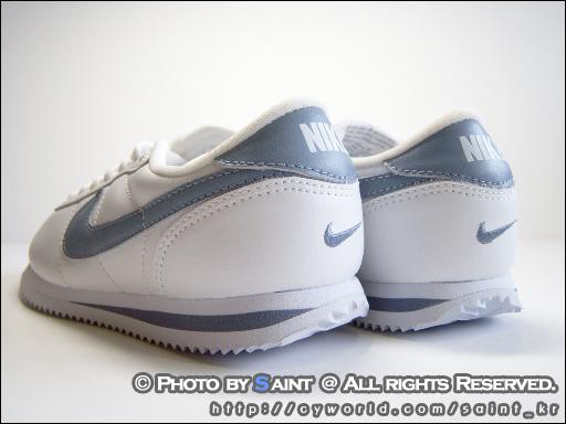 Nike Cortez Basic Leather Retro Shoes