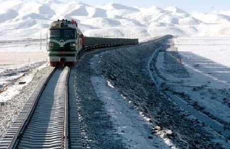 대한민국의 미래 비전, 대륙횡단철도