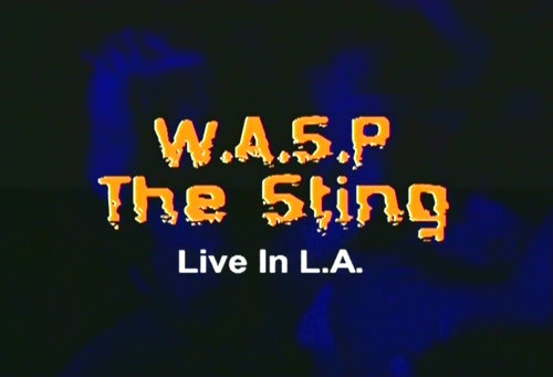 [DVD Rewiew]  W.A.S.P. - Live At The Key Club