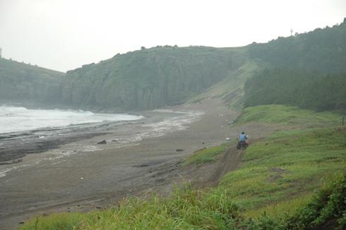 제주 산바다ATV