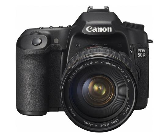 Canon 50D _ DSLR