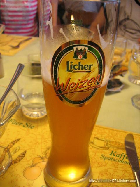 굿바이 하이델베르크 & 독일맥주를 먹다!
