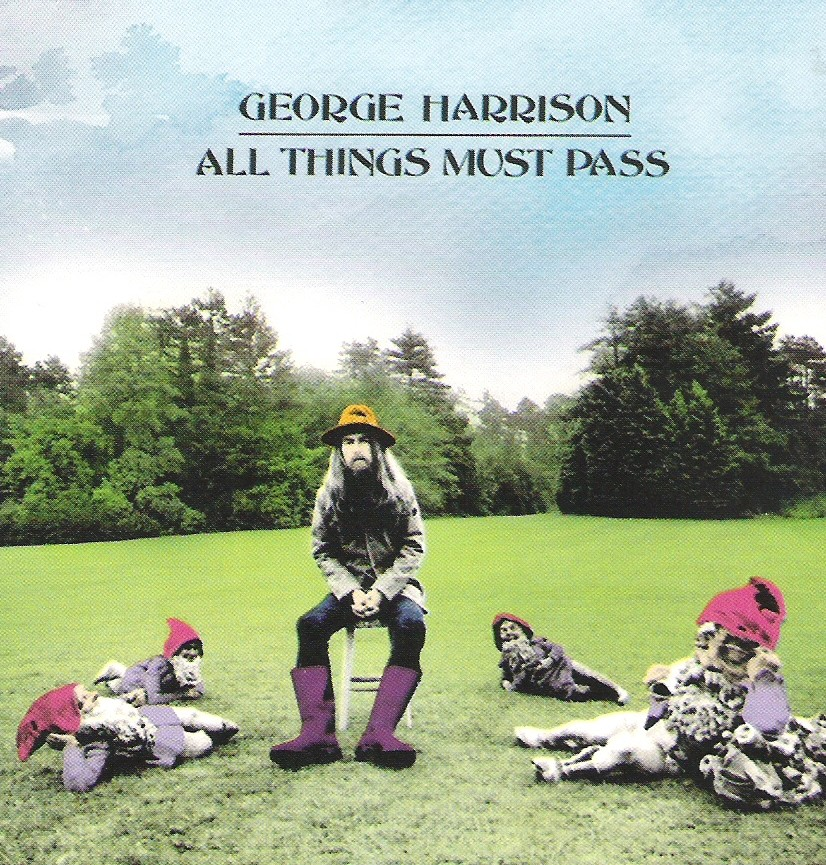 George Harrison - The Making Of All Things Must Pass (disc 1)