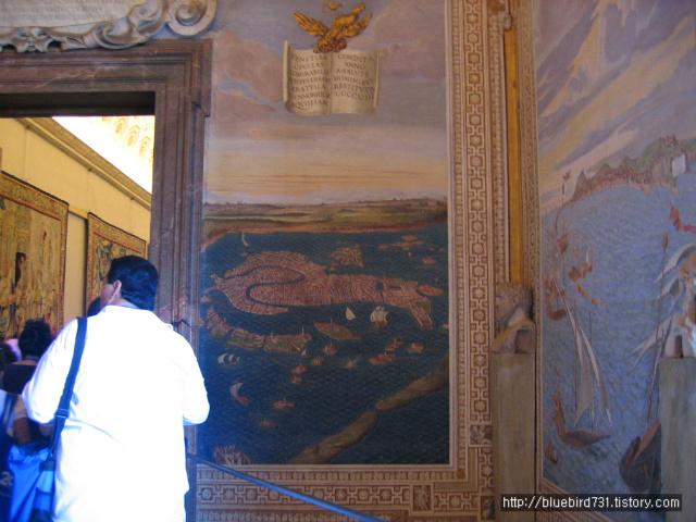 사람의 눈을 지닌 대리석상 in 바티칸 시티