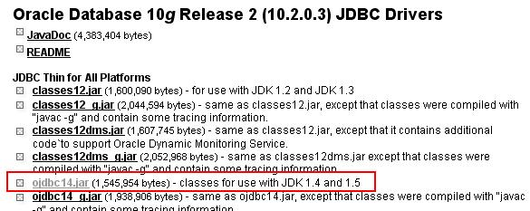 Get oracle jdbc drivers from the oracle maven repository.