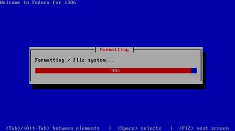 리눅스 포맷