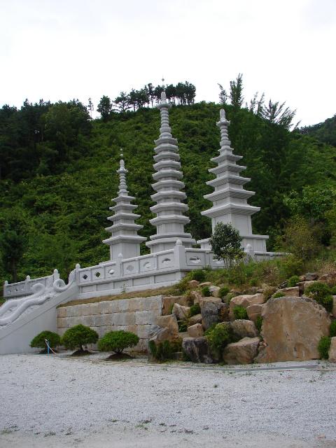 익산 백운사 사리탑
