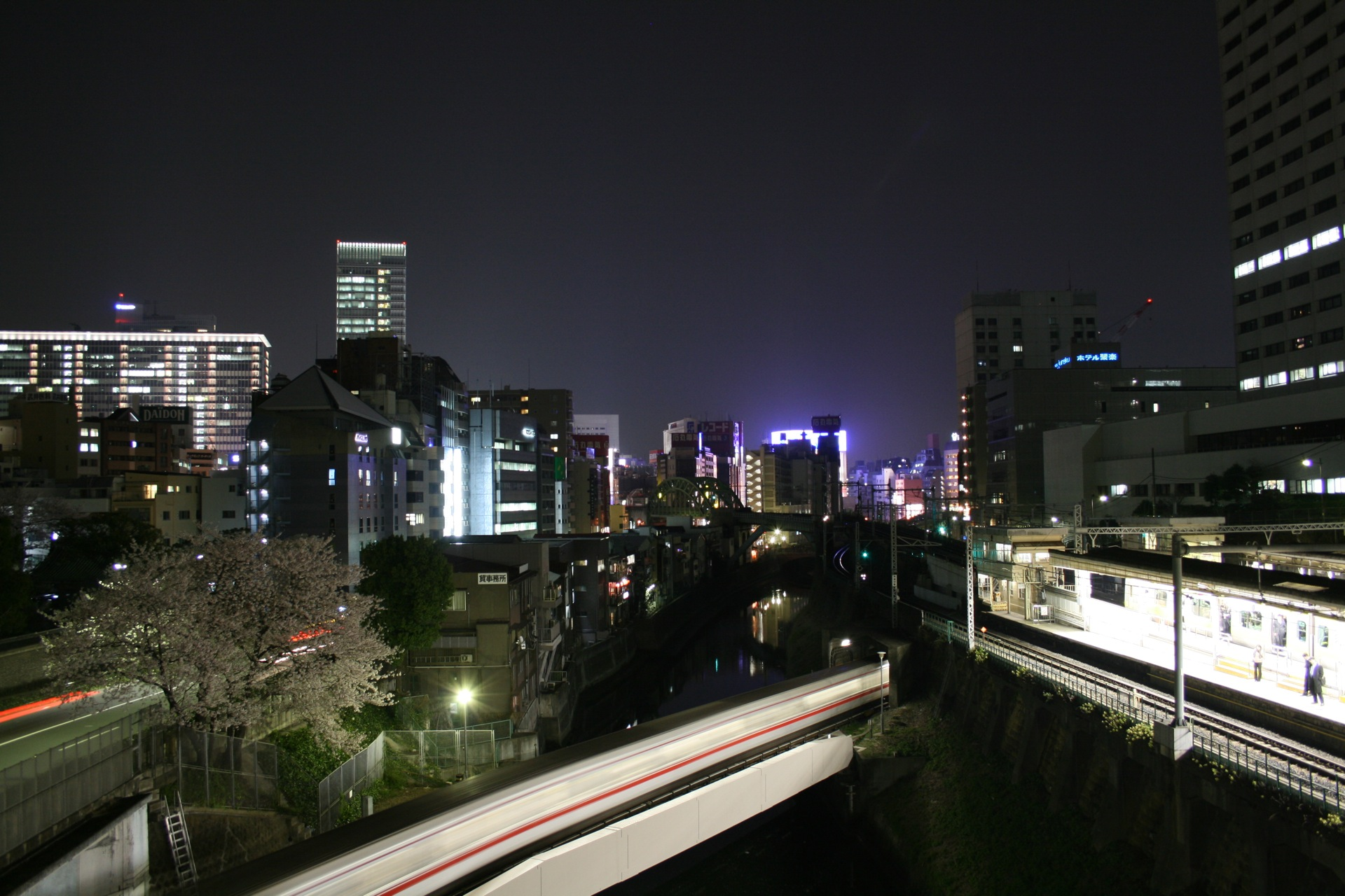 오차노미즈역