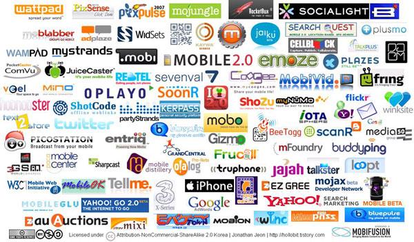 웹 2.0의 다양성