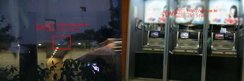 생활속 CCTV 카메라 사진