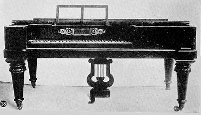 Stephen Foster's Piano