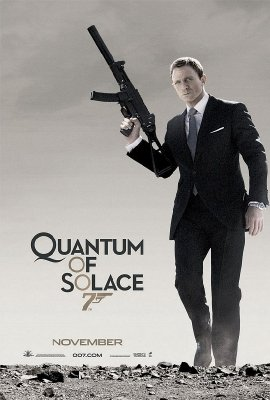 007 퀀텀 오브 솔러스(Quantum Of Solace) 고화질 예고편