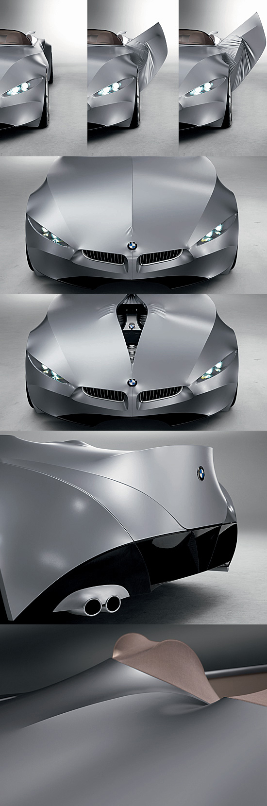BMW Gina - Light Visionary Model