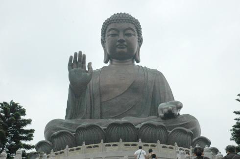 天壇大佛(Tian Tan Buddha Statue)