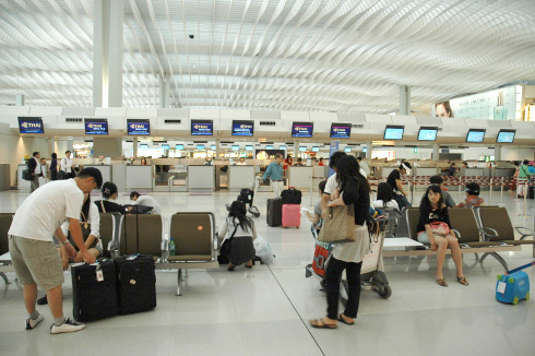 홍콩국제공항