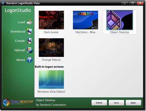 logon_studio_main_select_another_logon_screen
