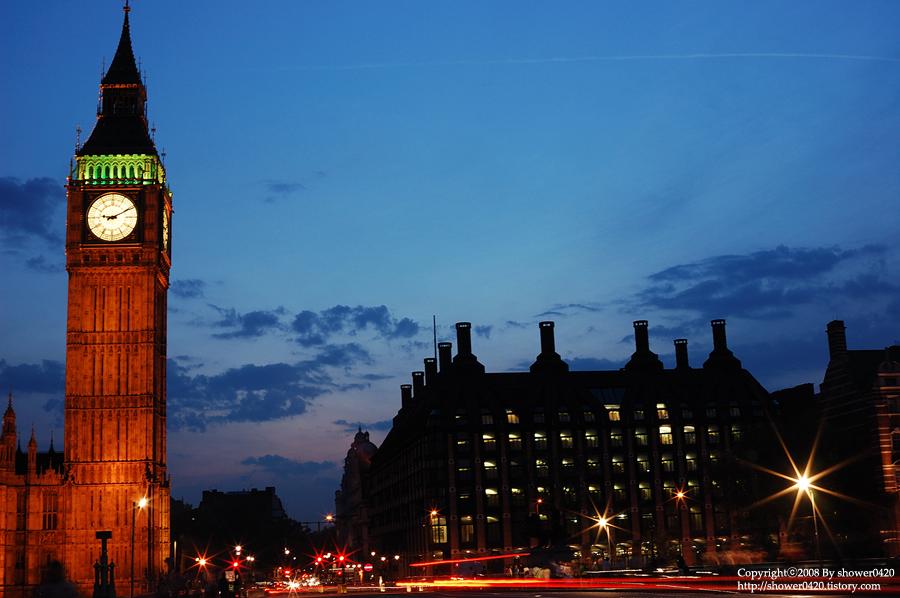 런던 -마지막 야경-