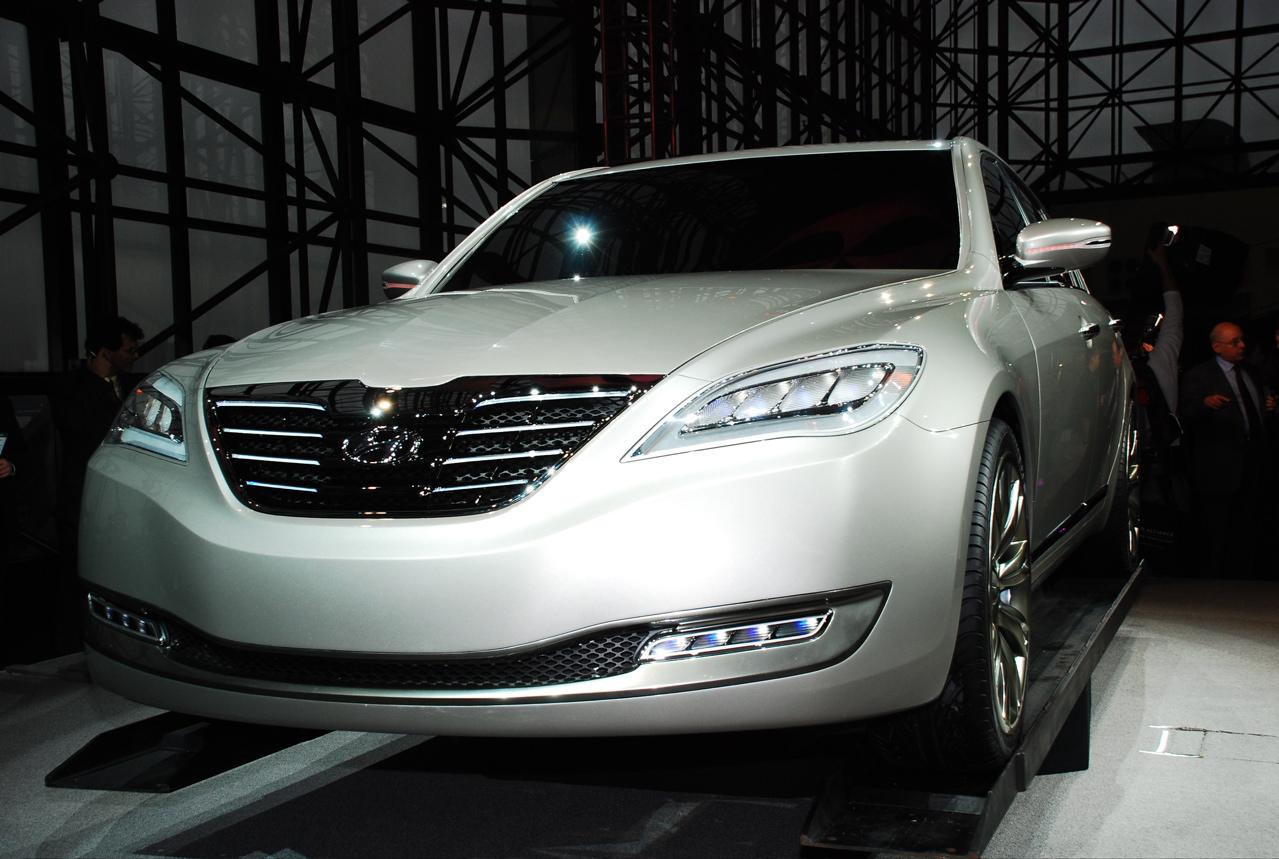 Hyundai Genesis Concept
